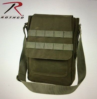 MOLLE Tech tactical bag Rothco survival prepper adventure emergency kit 9760