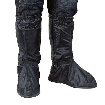 Oxford Rainseal Waterproof Motorcycle Overboots for Small, Medium or Large Boots
