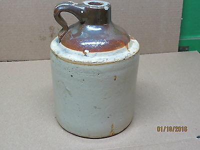 Antique 1/2 Gallon Crock Jug