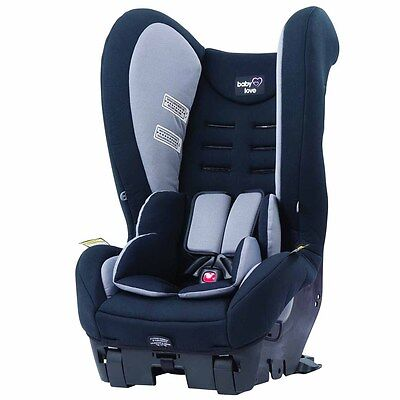 New Convertible Car Seat Baby Infant Booster Safety Safe Chair 4 Toddler Isofix