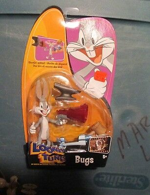 Looney Tunes Back in Action Bugs Bunny NEW IN PACKAGE