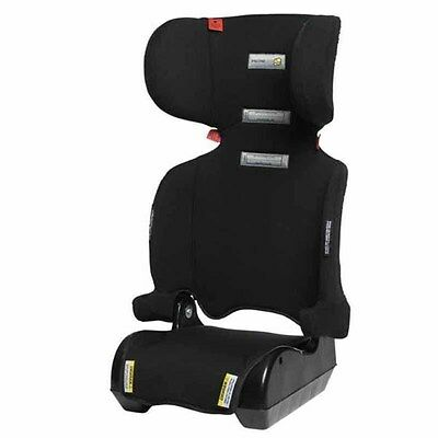 Foldaway Booster Car Seat Baby Children Toddler Travel Safety Portable Sturdy