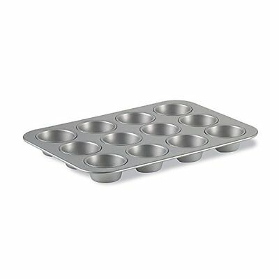 Bakeware Nonstick Cupcake Muffin Pan 12 cup Cookie Cake Bakery Bread Oven