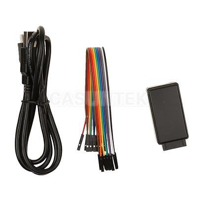 Logic Analyzer Device Set USB Cable 24MHz 8CH 24MHz for ARM FPGA M100