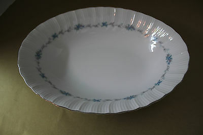 """Harmony House/sears Japan """"monticello"""" #3540 Oval Serving Bowl 12"""""""