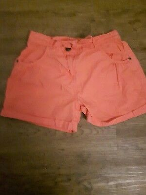 Girls George summer shorts age 9-10