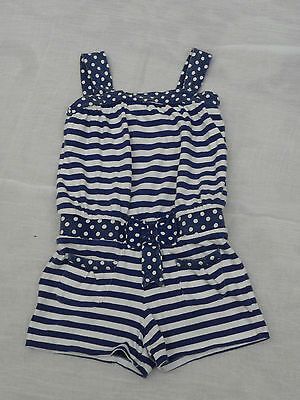 Girls play suit age 4-5 years