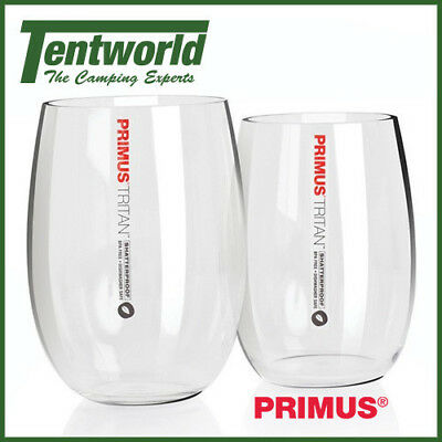 Primus Tritan Stemless Red Wine Glass