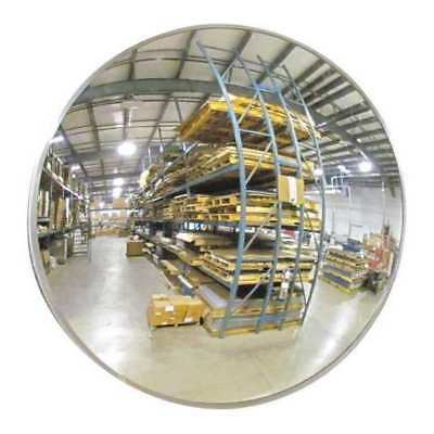 SEE ALL INDUSTRIES N30 Indoor Convex Mirror, 30 Dia, Glass