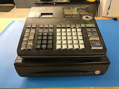 Shipping Included! Casio Electronic Cash Register PCR-T470!