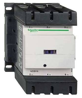 SCHNEIDER ELECTRIC LC1D115LE7 Contactor