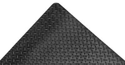 Antifatigue Mat,Black,3ft. x 5ft. NOTRAX 490