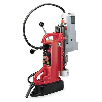 Magnetic Drill Press,350RPM,3/4 In Steel MILWAUKEE 4206-1