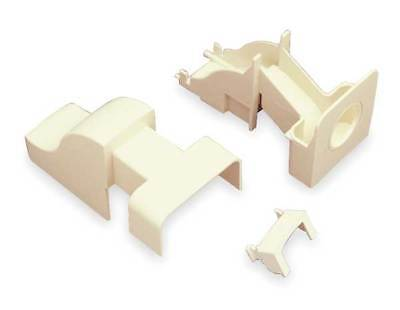 Drop Ceiling Connector,Ivory