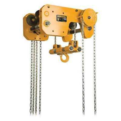 HARRINGTON SHB010-20 Hoist/Trolley, ANSI/ASME B30.16