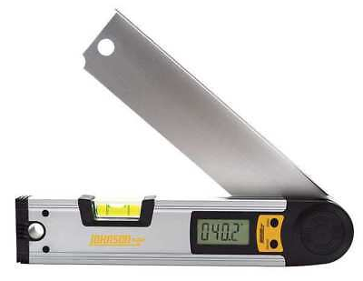"Digital Angle Finder, 2"" x 10"",Johnson, 1750-1000"