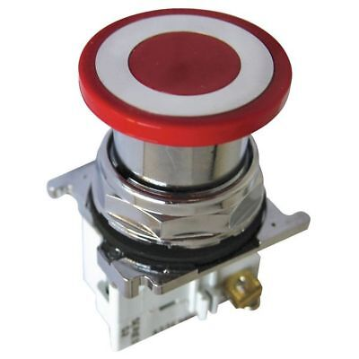 EATON 10250T5B62-71X E-Stop Push Button,30mm,NC,Red