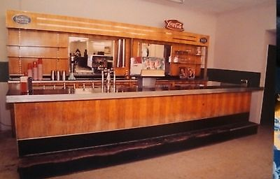 Vintage Ice Cream Soda Fountain
