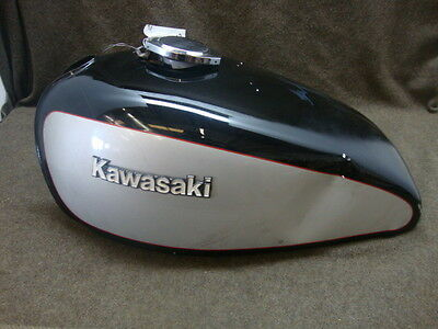 80 Kawasaki Kz1000 Kz 1000 Ltd Fuel Gas Tank (No Key) #yb77
