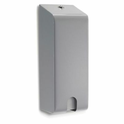 GOJO 8884-CVR Steel Security Enclosure for GOJO ADX-12 Dispenser, Silver