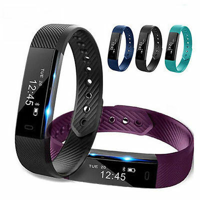ID115 Veryfit Smart band Fitness Tracker/SLEEP MONITOR/PEDOMETER- iPhone Android