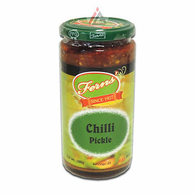Ferns - Chilli Pickle - 380 gm