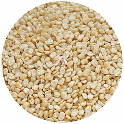 IAG - Split Black Lentils (Black Gram) without Skin - 450 gm