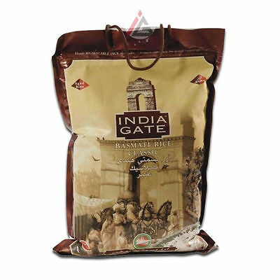 India Gate - Basmati Rice Classic - 5 kg