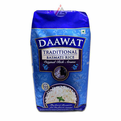 Daawat - Traditional Basmati Rice - 5 kg