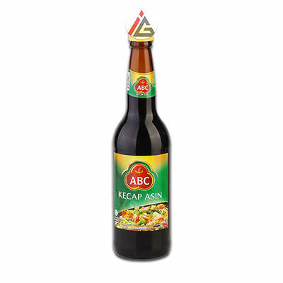 ABC - Kecap Asin (Indonesian Salty Soya Sauce) - 620 ml