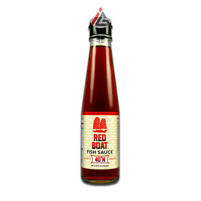 Red Boat - Premium Fish Sauce 40° N (100% Pure) - 250 ml