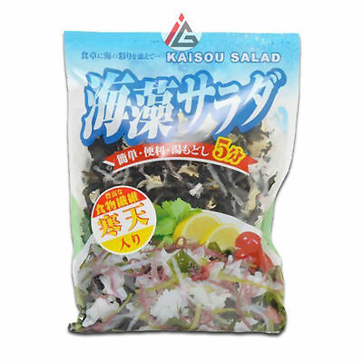 Sanko - Dried Seaweed Salad (Kaiso Salad) - 90 gm