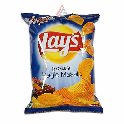 Lays - Indias Magic Masala (Potato Chips/Wafers) - 52 gm