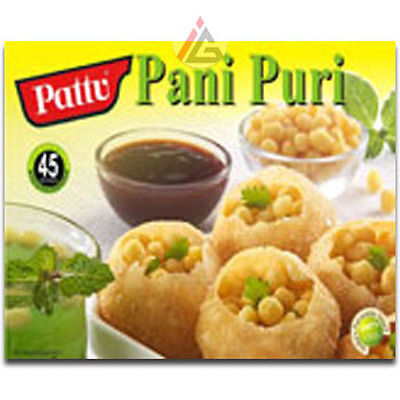 Pattu - Pani Puri Kit - 280 gm