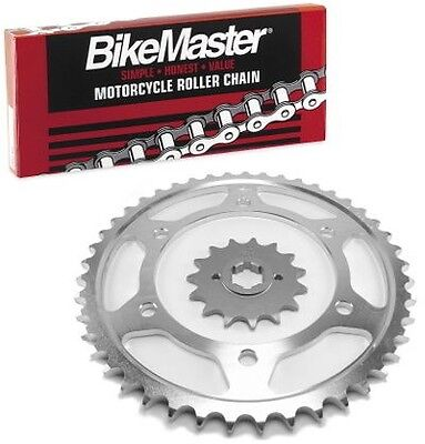 JT 420 Chain 12-44 T Sprocket Kit 71-7550 for Yamaha Chappy 50 LB50 1978-1982