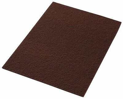 Chemical Free Stripping Pad, Maroon ,Tough Guy, 21D029