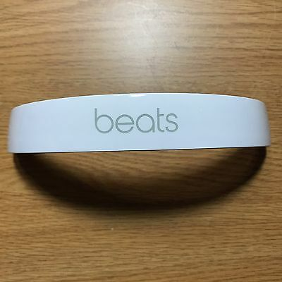 Genuine Beats by Dre Solo2 Solo 2.0 Wired Headband Top Arch Part WHITE + SCREWS!