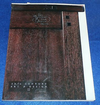 Book Treadway Toomey Arts Crafts Fine Paintings 1998 Furniture Pottery