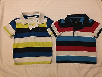 Tommy Hilfiger 2T Boys Toddler 2 Polo Tops