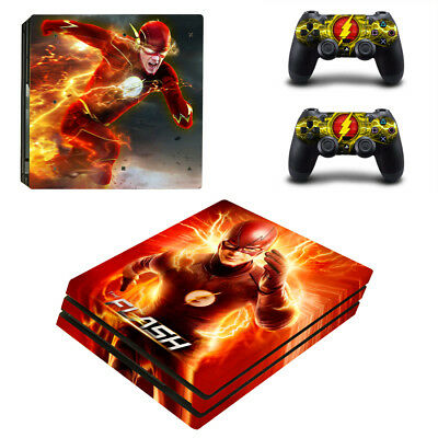 Shop For Cheap Regular Ps4 Consoles Black Adam Shazam Dc Comic Vinyl Skins Decals Sticker Cover Faceplates, Decals & Stickers Video Games & Consoles