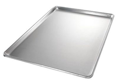 CHICAGO METALLIC 40600 Sheet Pan, Aluminum, 12 Gauge, 18x26