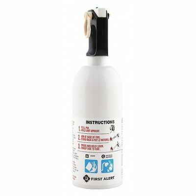 """Fire Extinguisher, 5B:C, Dry Chemical, 2 lb., 10-7/64""""H FIRST ALERT KITCHEN5"""