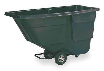 RUBBERMAID 3485215 Tilt Truck,Light-Duty,1-1/2 cu yd,900 lb