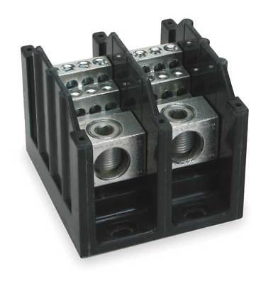 "4.00"" Power Distribution Block, 600VAC/DC, Bussmann, 16370-2"