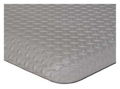 Antifatigue Mat,Gray,2ft. x 3ft. CONDOR 6ENJ7