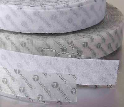 """VELCRO BRAND 200C72172 2"""" W x 75' L Hook Clear Reclosable Adhesive Fastener Roll"""