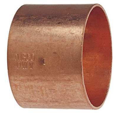"3"" NOM C Copper Coupling with Stop NIBCO 901 3"