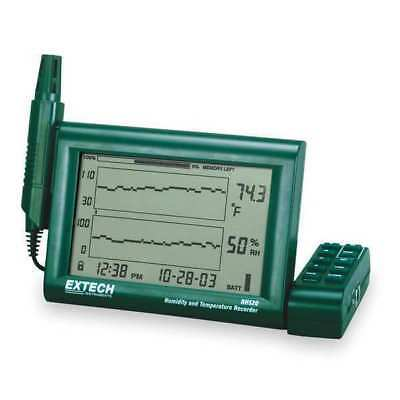 EXTECH RH520A Chart Recorder,Temperature and Humidity