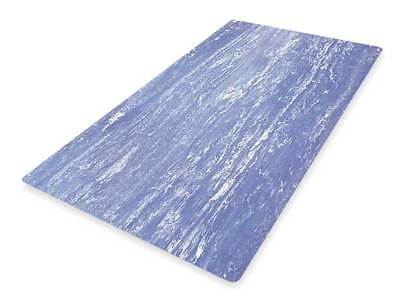 Antifatigue Mat,Blue,3ft. x 5ft. NOTRAX 970S0035BURS