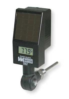 WEISS DVBMT4 Bimetal Thermometer, -40 to 300F